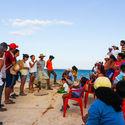 Espacio de Paz project in Punta Arenas, Venezuela (2015). Image © Veo Productores