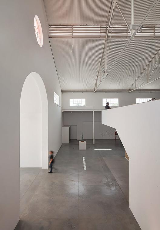 Nuevo Centro Cultural de Rafaela  / Airaudo + Caballero + Giménez Rita + Llonch , © Federico Cairoli