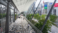 Tokyo Station Yaesu Redevelopment / JAHN