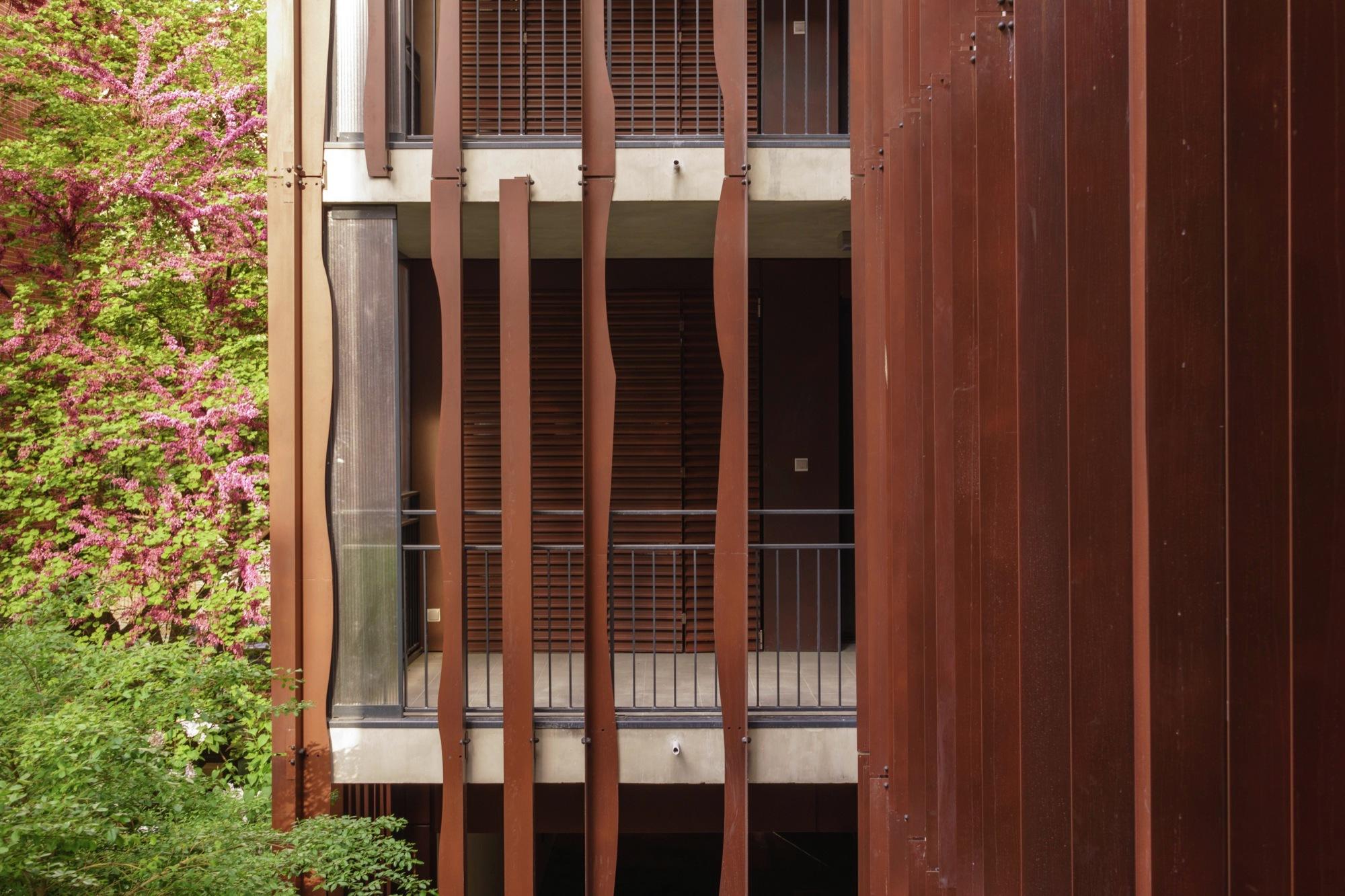 galeria de resid ncia yaoitcha taillandier architectes associ s 8. Black Bedroom Furniture Sets. Home Design Ideas
