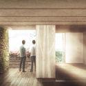 Vista interior apartamento. Image Cortesía de Equipo Híscali