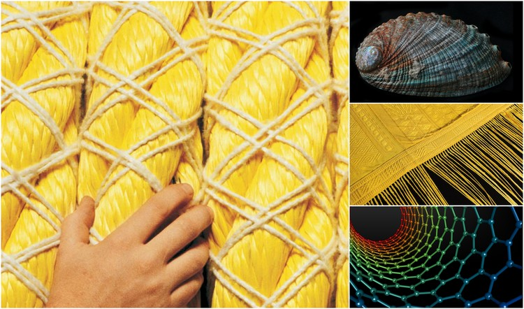 Carbon Nanotubes, Kevlar and Spider Silk: Meet the World's Strongest New Materials