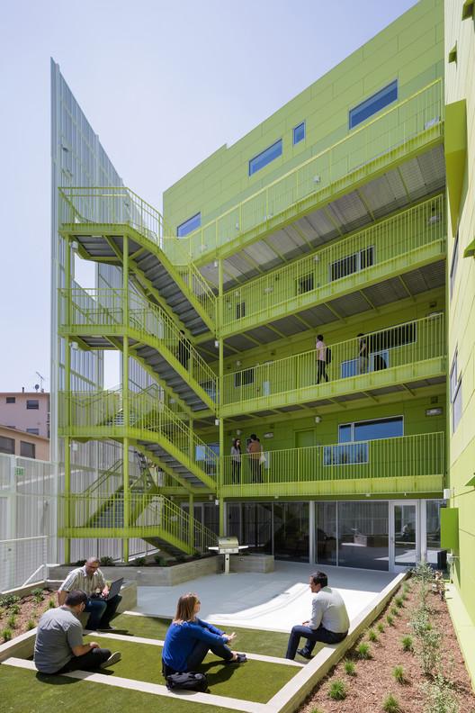SL11024 / Lorcan O'Herlihy Architects, © Iwan Baan