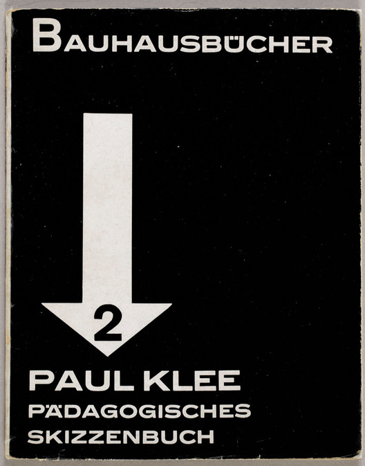 """Pädagogisches Skizzenbuch"" / Paul Klee. Image vía Monoskop"