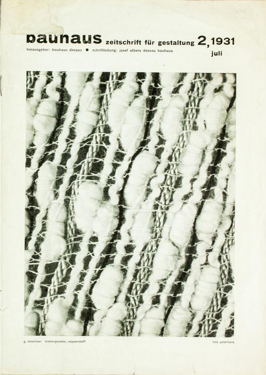 bauhaus: zeitschrift für gestaltung 2. Image vía Monoskop