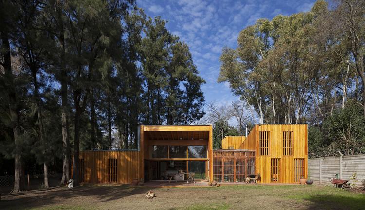 Casa AA / IR arquitectura, © Federico Cairoli