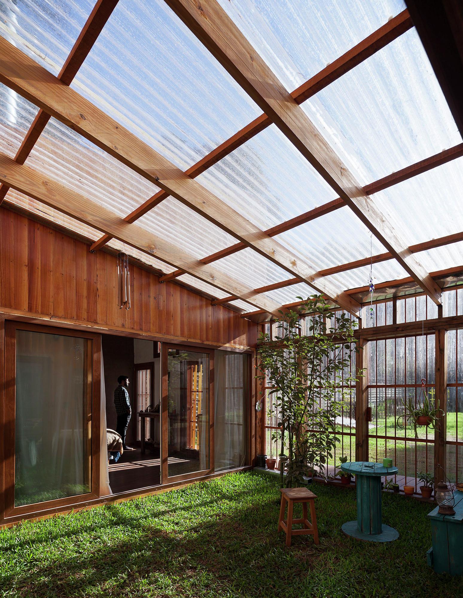 Galeria De Casa Aa Ir Arquitectura 5