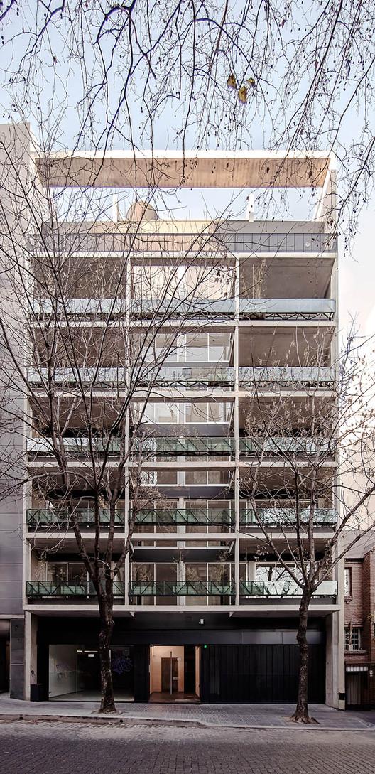 Edificio Calazanz / BAAG, Cortesía de BAAG