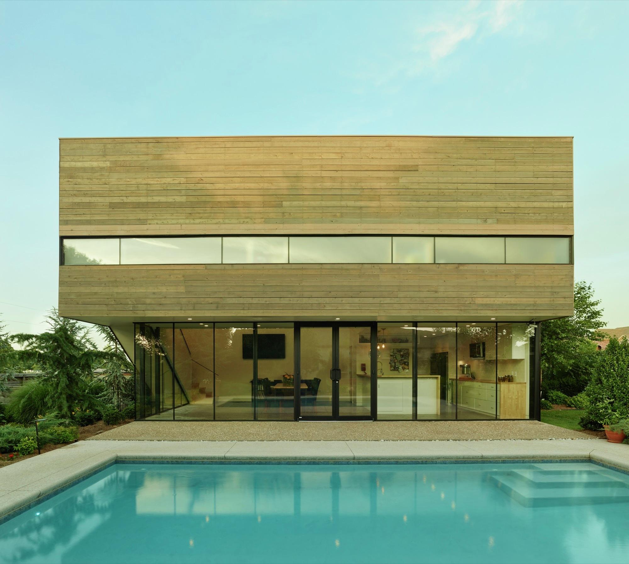 Gallery Of Srygley Pool House Marlon Blackwell Architect 2
