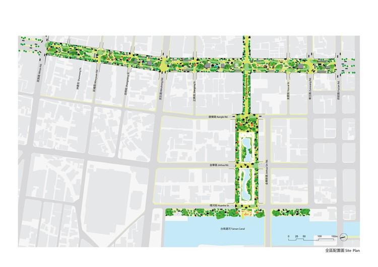 Site Plan. Image © MVRDV