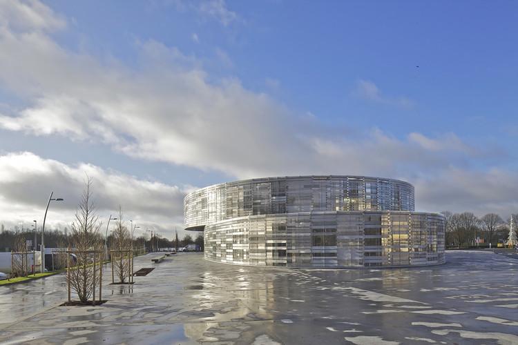 Biblioteca de Juguetes y Multimedia / Philippe Fichet Architectes, © Philippe Ruault