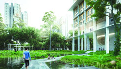 MKPL Architects Wins Two Projects in Singapore Rail Corridor Competition