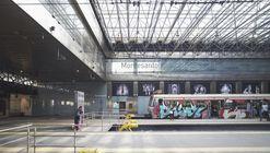 Remodelación de estación Montesanto / Silvio d'Ascia Architecture