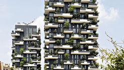 Bosco Verticale, el 'mejor edificio alto' del 2015 según CTBUH