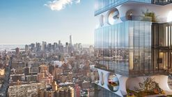 ODA's Manhattan Tower Offers Residents a Slice of Suburbia in the Sky