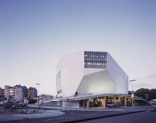 Casa da Musica / OMA. Image © Philippe Ruault