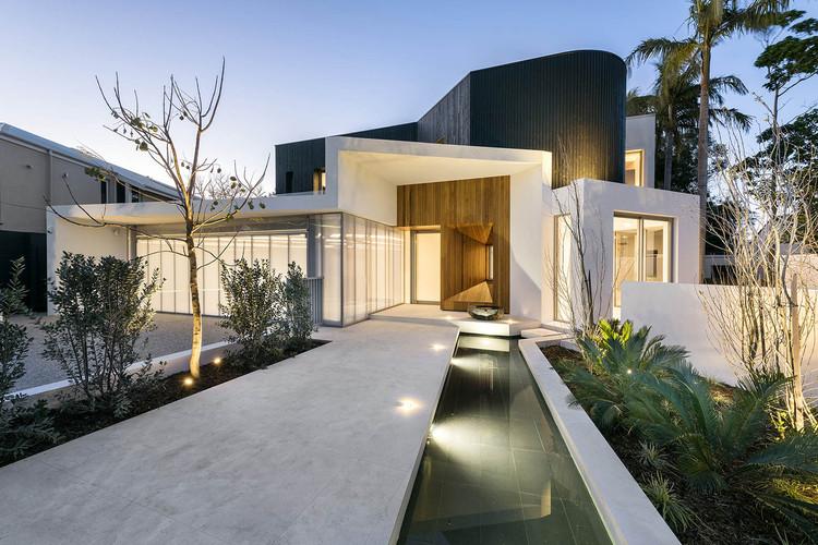 Dalkeith Residence / Hillam Architects, © Joel Barbitta