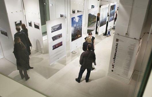 Opening of the exhibition at Oris House of Architecture / photo Borko Vukosav