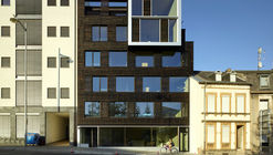 Burnt Wood Office / STEINMETZDEMEYER