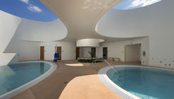 Therapeutic Pools for La Esperanza School / FUSTER + Architects