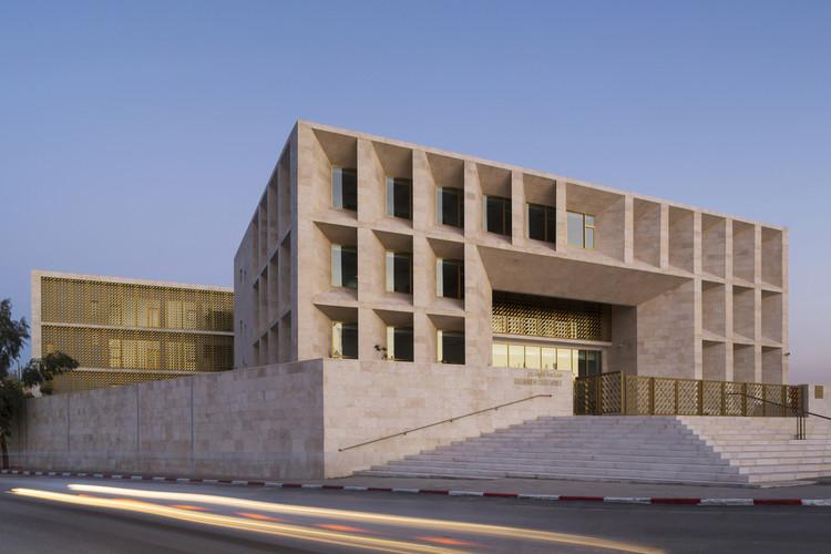 Palacio de Justicia Toulkarem / AAU ANASTAS, © Mikaela Burstow