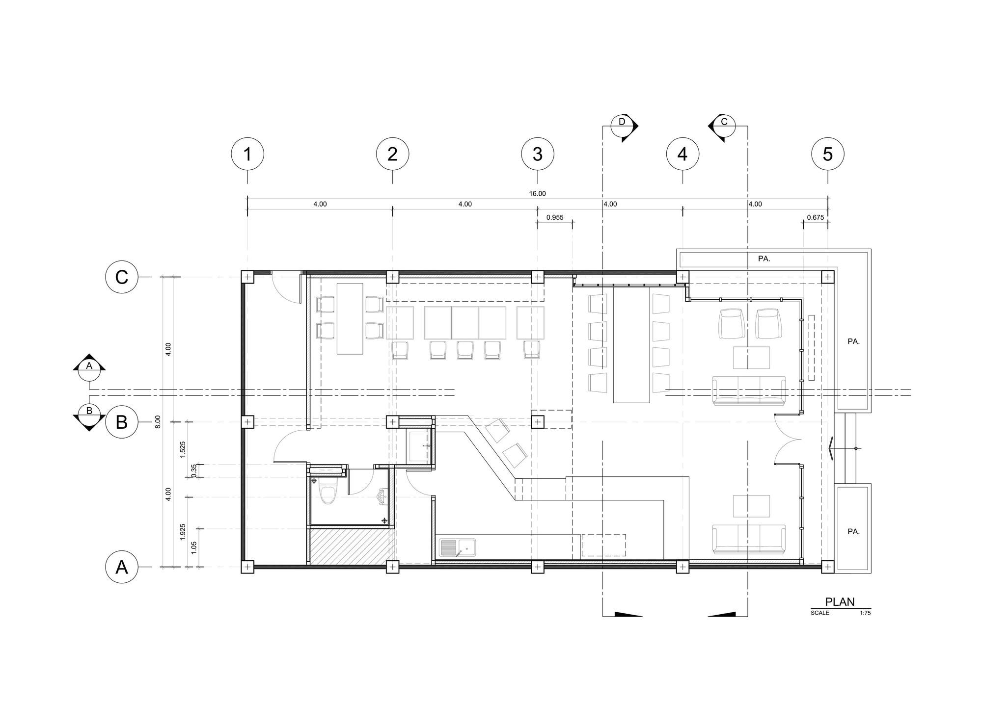 Galeria De Caf 233 Murasaki Fattstudio 10