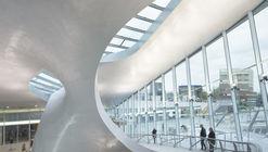 Terminal de transbordo Arnhem Central / UNStudio