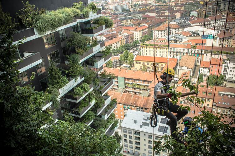 bosco verticale boeri studio archdailyForBosco Verticale Architetto