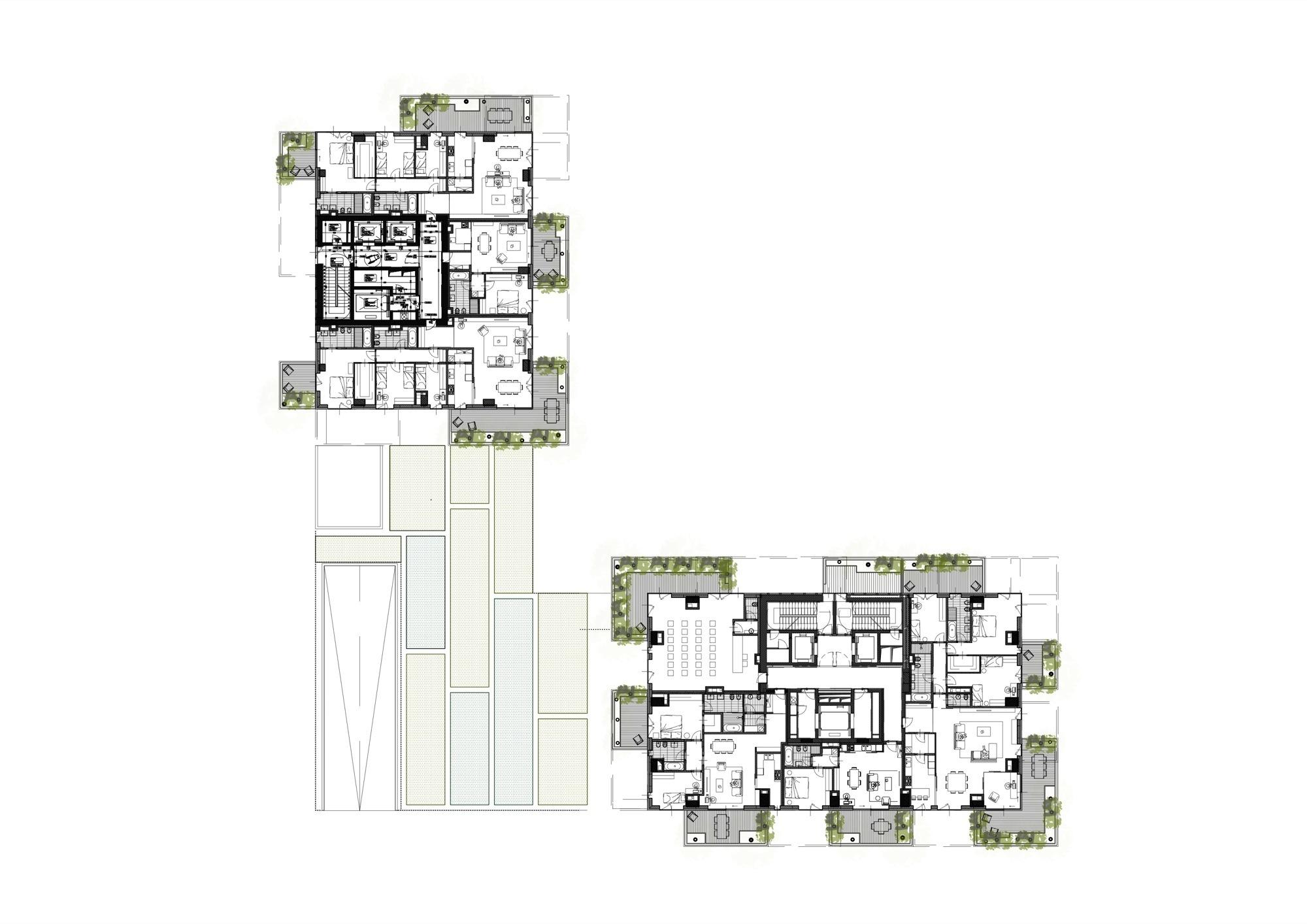 gallery of bosco verticale boeri studio 18. Black Bedroom Furniture Sets. Home Design Ideas