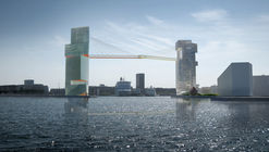 "Steven Holl's ""Copenhagen Gateway"" Will Finally Go Ahead"