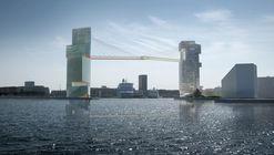'Copenhagen Gateway', los rascacielos de Steven Holl en Dinamarca finalmente serán construidos