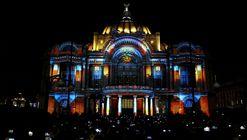 Video Mapping en México: una nueva luz sobre antiguos volúmenes