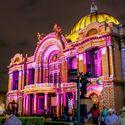 Palacio de Bellas Artes, Ciudad de México. Image vía youtube.com