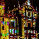 Catedral de Puebla, Puebla. . Image vía pueblapictures.com
