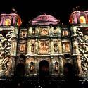 Catedral de Oaxaca, Oaxaca.. Image vía youtube.com