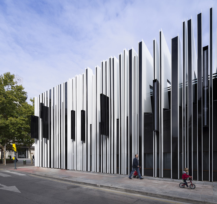 Centro cultural  Mercado de Getafe / A-cero, © Rubén P. Bescós
