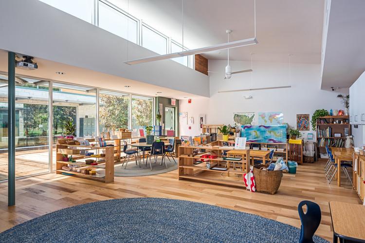 Khabele Elementary Expansion / Derrington Building Studio | Archdaily