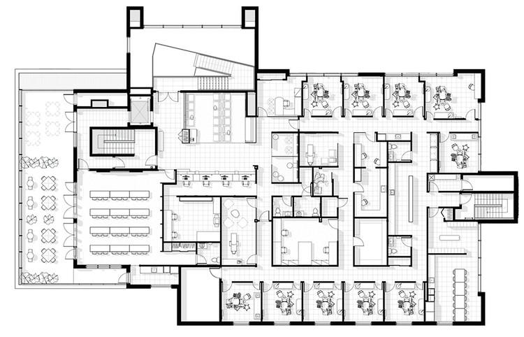 Le 1650 a2design plataforma arquitectura - Planos de clinicas dentales ...