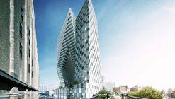 BIG diseña nuevos rascacielos frente al High Line de Nueva York
