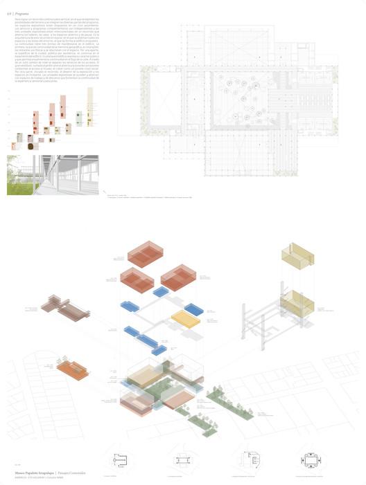 Propuesta de Ambrosi Etchegaray + Estudio MMX