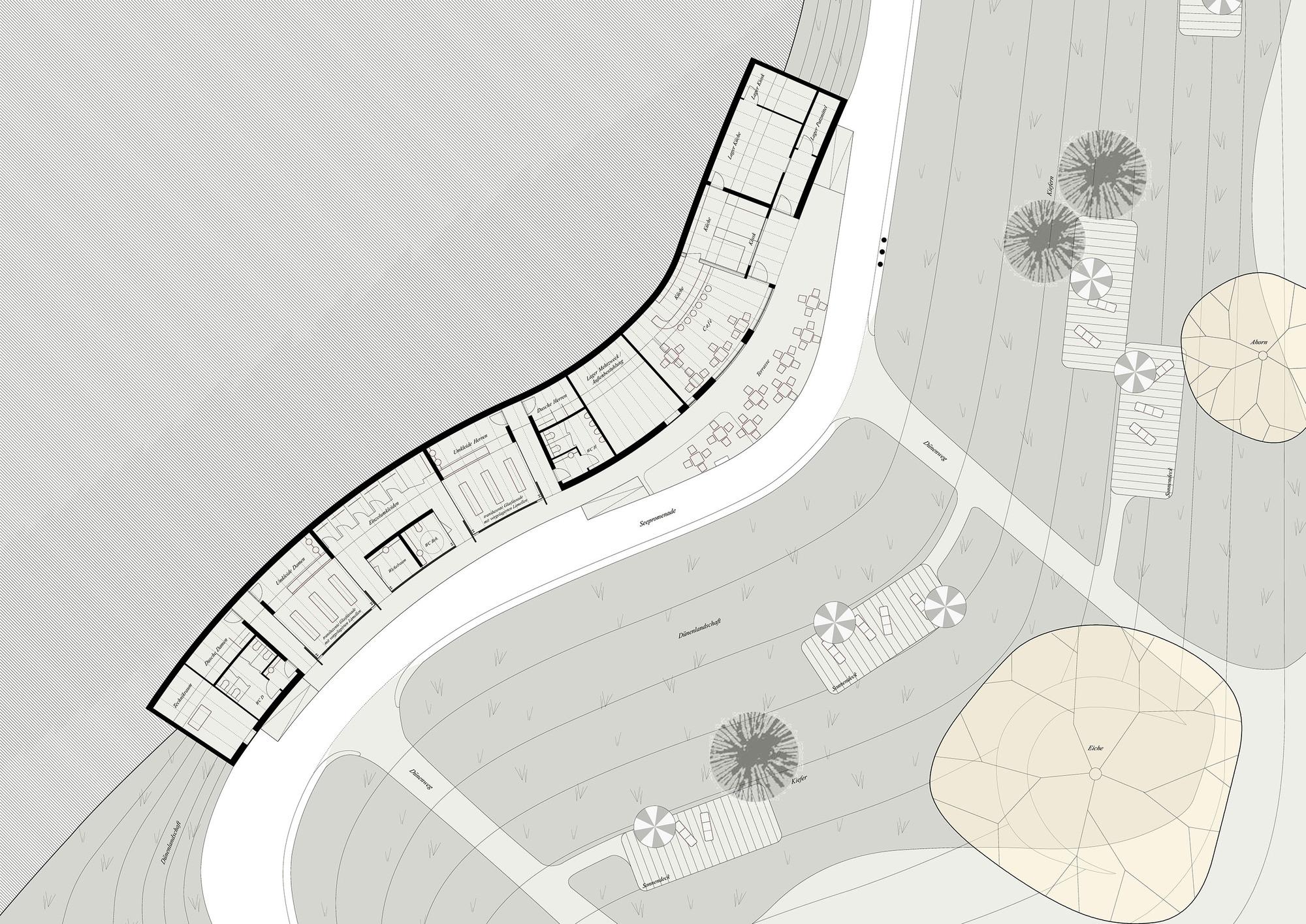 gallery of public bath / müntinga + puy architekten - 14