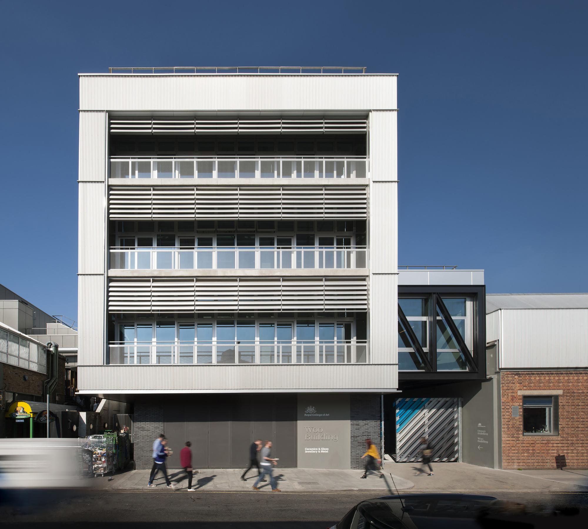 Gallery Of Royal College Of Art Woo Building Haworth