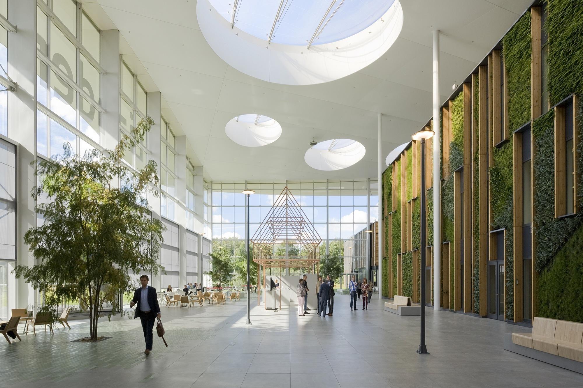 Alliander Hq Rau Architects Archdaily