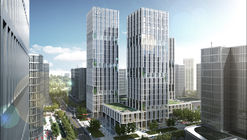 gmp Designs New Headquarters for CNPEC in Shenzhen, China