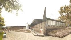 MasFernandez Arquitectos, tercer lugar en concurso Edificio Consistorial de Papudo
