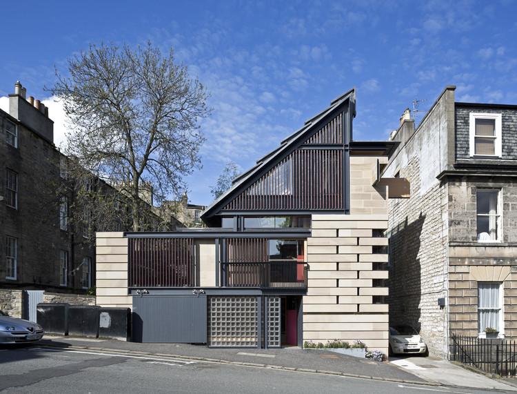 Murphy House / Richard Murphy Architects, © Keith Hunter