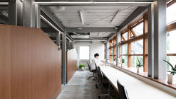 STOCK Share Office / OgataYoshiki+SALT / WataseIkuma+Dugout