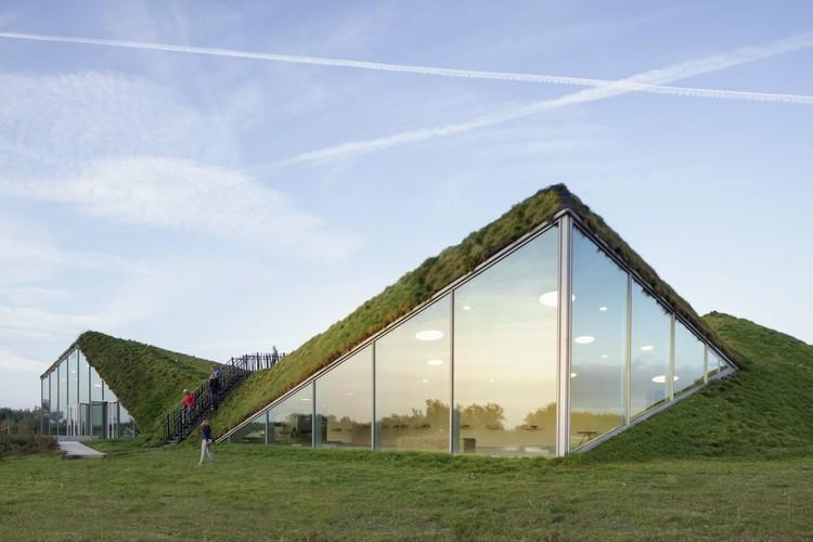 Isla museo Biesbosch / Studio Marco Vermeulen, © Ronald Tilleman
