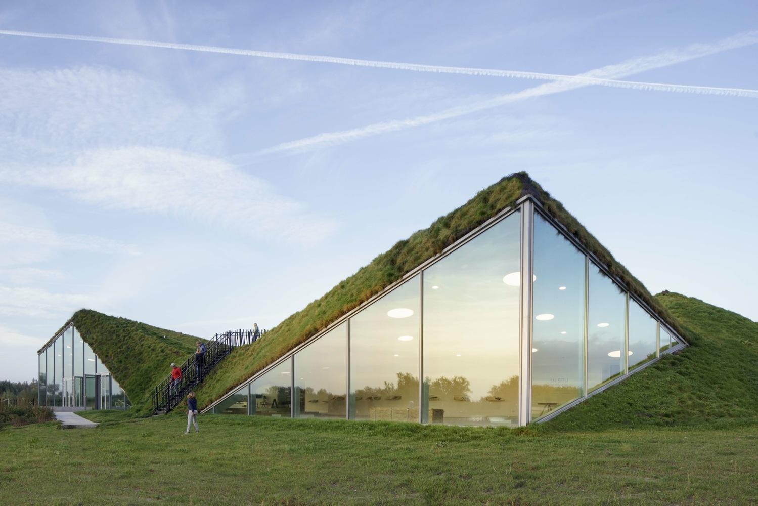 Biesbosch Museum Island / Studio Marco Vermeulen