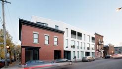 Hôtel-de-ville Residence / ACDF Architecture